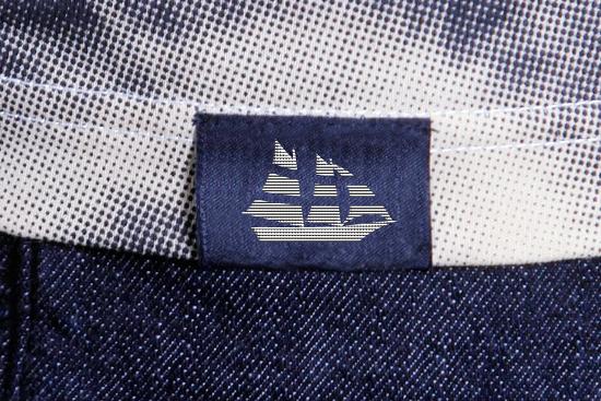 Stickerei Detail
