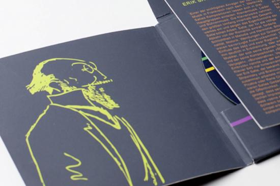 CD Booklet Portrait